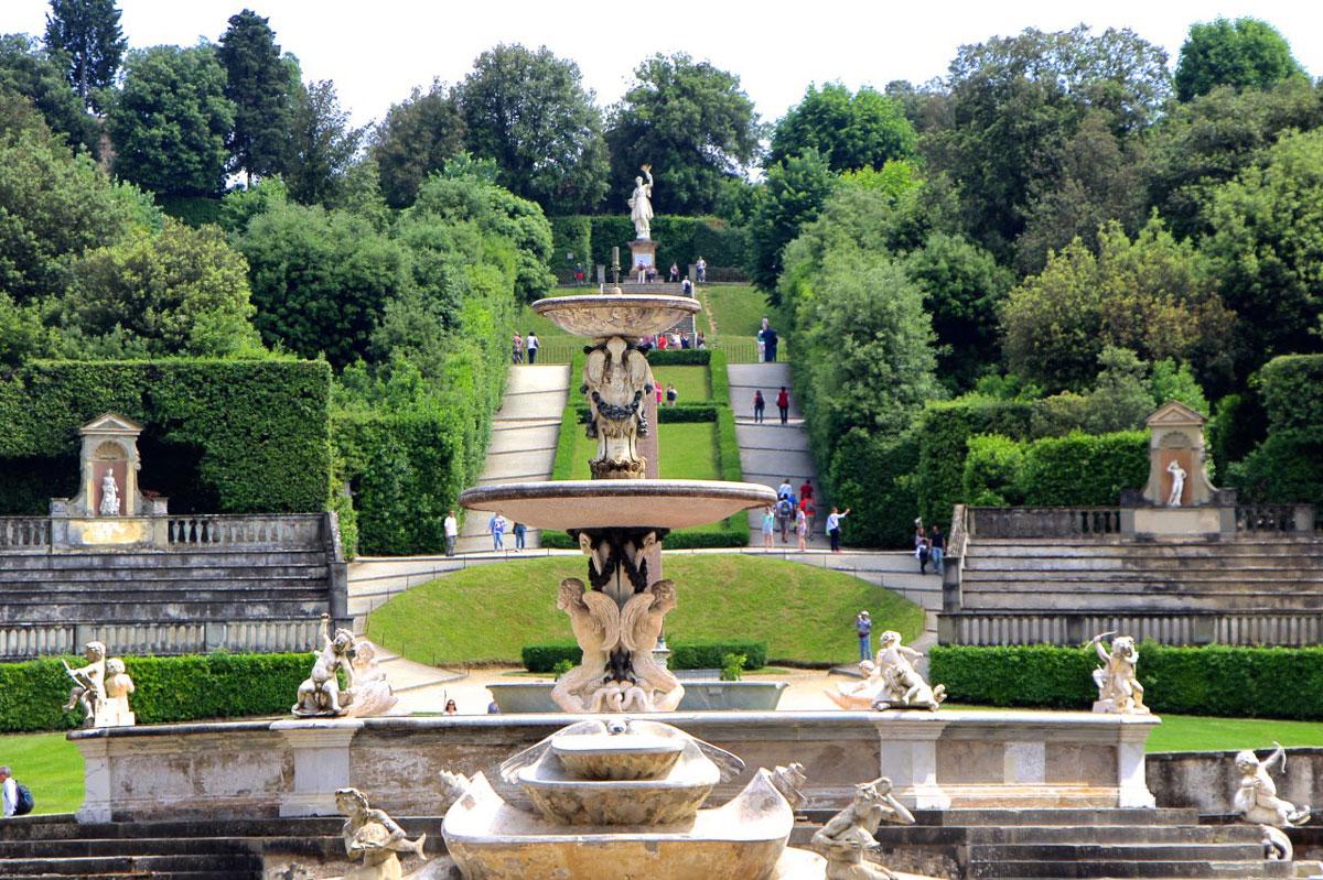 il giardino di boboli parco storico nel cuore di firenze On giardino di boboli