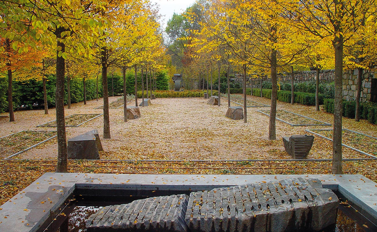 Private Garden - Madrid - Spain